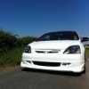 My EP4 white and black! - last post by SuperchargedEP2