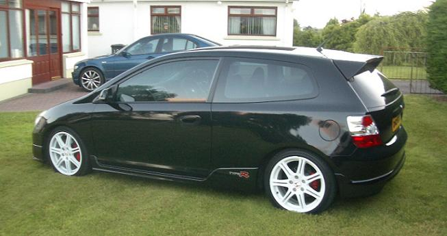 Which colour type r alloys? - Wheels / Tyres / Brakes & Pads - EPCIVIC.COM